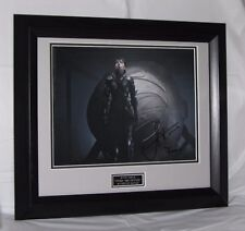A313AT ANTJE TRAUE SIGNED FRAMED GUARANTEED AUTHENTIC AUTOGRAPH