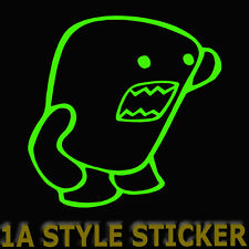 domokun aufkleber jdm Shocker fister wintersticker hand wash only ony hand wash