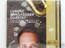 Diversityville-Lorenz hargassner Quartet (CD NUOVO) OVP