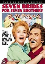 Seven Brides For Seven Brothers 2 DVD Edition