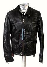 PRADA Men's Leather Other Coats & Jackets