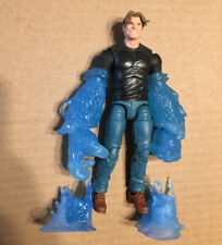 Marvel Legends Hydro Man 6 In Molten Man Wave Spider-Man Figure Complete no BAF