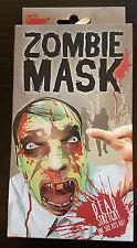 Maschera Zombie Tessuto Stretch-Dead Elastico-Taglia unica