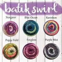 Stylecraft BATIK SWIRL DK 200g Premium Acrylic & Wool Knitting crochet yarn Cake