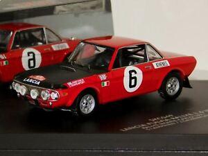 WOW EXTREMELY RARE Lancia Fulvia Rallye HF #6 Winner M.Carlo 1971 1:43 Vitesse