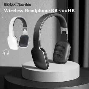 REMAX Wireless Headphone RB-700HB Bluetooth Earphone Headset Foldable OnEar