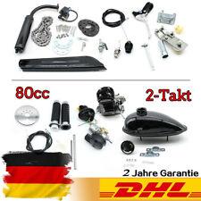 80cc 2-Takt Moteur Motorisierte Gas Fahrrad Benzin Hilfsmotor Motor Kit 90# CDI
