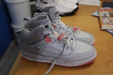 Nike Air Jordan Spizike Shoes Sneaker BRAND NEW || Size Y9.5 Grey Pink Colorway
