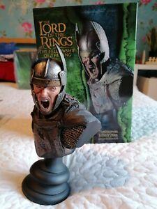 Rare Sideshow Weta Lord of the Rings Numenorean Infrantryman Polystone Bust MIB