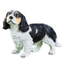 King Charles Spaniel Dog Outdoor Garden Sculpture
