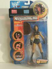 NEW WWF CHYNA WRESTLE MANIA XV11 ACTION FIGURE(114)
