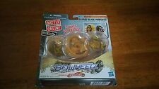 Beywheelz Savage Blade Herculeo W-11 Power Launchers Battlers Cards New