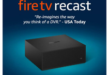Fire TV Recast over-the-air DVR 1 TB, 150 hours DVR for cord cutters - MINT DEAL