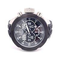 Invicta Force 16927 Chronograph 50MM 100M Black Quartz Men's Watch! 10