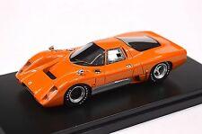 MCLAREN M6B GT 1969 ORANGE 1:43 IXO PREMIUM X PR0257 NEW