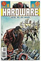 Hardware #14 NM DC Comics 1994