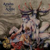 Arabs in Aspic - Syndenes Magi (Black Clouds Marble) LP NEU OVP VÖ 19.06.2020