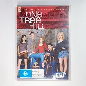 One Tree Hill Season 2 DVD Region 4 AUS TV Series Free Postage - Drama