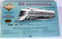 E6A  EMPTY BOX     LIFELIKE PROTO 2000    HO SCALE  E6-A