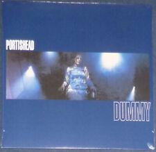 Portishead - Dummy on Black vinyl. 2008 European reissue.