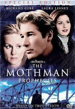 The Mothman Prophecies (DVD, 2003, 2-Disc Set, Special Edition) Richard Gere