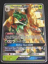 Pokemon TCG : DECIDUEYE GX 12/149 World Championship PROMO
