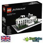 Lego Architecture 21006 The White House - Washington DC, USA *BRAND NEW & SEALED