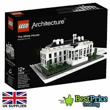 LEGO ARCHITECTURE 21006 La Casa Bianca-Washington DC, USA * Brand New & Sealed