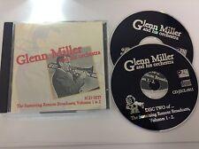 Glenn Miller - Sustaining Remote Broadcasts, Vols. 1-2 Live Recording, 1996 2 CD