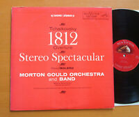 LSC-2345 Tchaikovsky 1812 Morton Gould RCA Living Stereo ED1 Shaded Dog VG/VG
