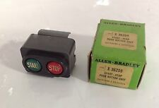 ALLEN BRADLEY  * START-STOP PUSH BUTTON NIB * X 36259