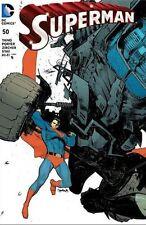SUPERMAN 50 SEAN GORDON MURPHY FORBIDDEN PLANET/JETPACK EXCLUSIVE COLOR VARIANT.