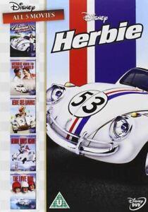 HERBIE 1 2 3 4 5 (Region 4) DVD The Complete 5 Film Collection Disney