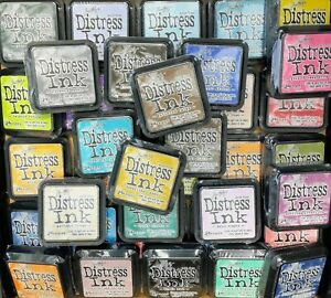 Ranger Tim Holtz Distress Ink Pads Full Size Choose Your Colours