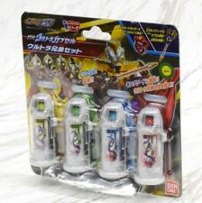Bandai Ultraman Geed DX ULTRA CAPSULE ULTRA BROTHER Set for DX Geed Riser