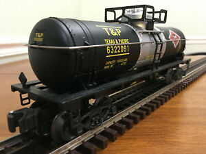 K-Line Texas & Pacific (TP) Tank Car #6322091 - Used - 632-2091