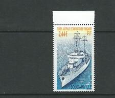 FRENCH ANTARCTICA FSAT 2003 SHIP BOUGAINVILLE complete VF MNH