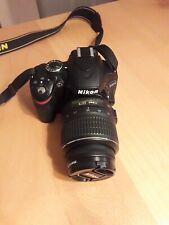 Nikon D3200 18-55 VR Kit OVP & Vollständig Spiegelreflexkamera