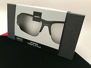 Bose Frames Tempo Style Audio Bluetooth Sunglasses (Black)