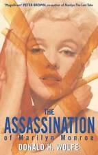 Assassination of Marilyn Monroe - Paperback By Wolfe, Donald H - GOOD