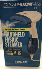 ⚡�Conair ExtremeSteam Hand Held Fabric Steamer - Dual Heat 5X Faster 30% Hotter