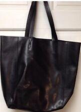 NWOT Banana Republic Ashbury Tote Black Leather