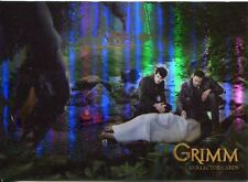 Grimm Season 1 Promo Card Promo 1  Foil Fan Expo, Philly Show