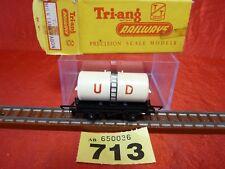 Triang TTGauge - T74  Milk Tank Waggon  United Dairies   Boxed  No 713
