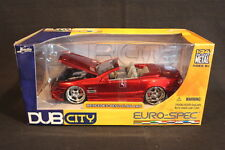 Jada Mercedes-Benz SL65 AMG 1:24 Red (JS)