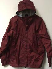 Men's Marmot 100% Nylon Full Zip Hooded Windbreaker Jacket Size M