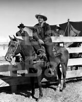 "John Wayne ""Cowboy"" 10x8 Photo"