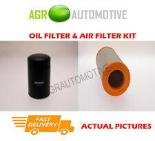 Diesel service kit huile filtre à air pour iveco daily 35C13 2.8 125 bhp 1999-06