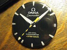 Omega Seamaster Co-Axial Chronometer Watch Advertisement Pocket Lipstick Mirror