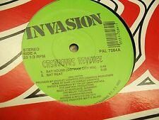 "Invasion-Casanovas Revenge-12""Single-Profile Records-PAL7264-VG++"